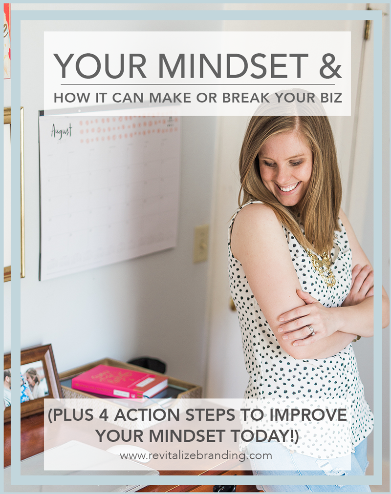 Business Mindset Sandra Houseman