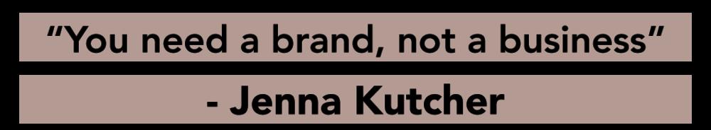 Female Entrepreneur Brand Design