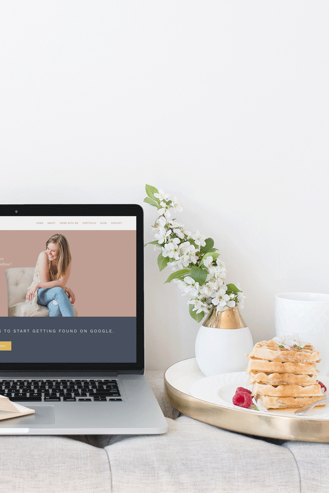 Sandra Houseman Squarespace web designer