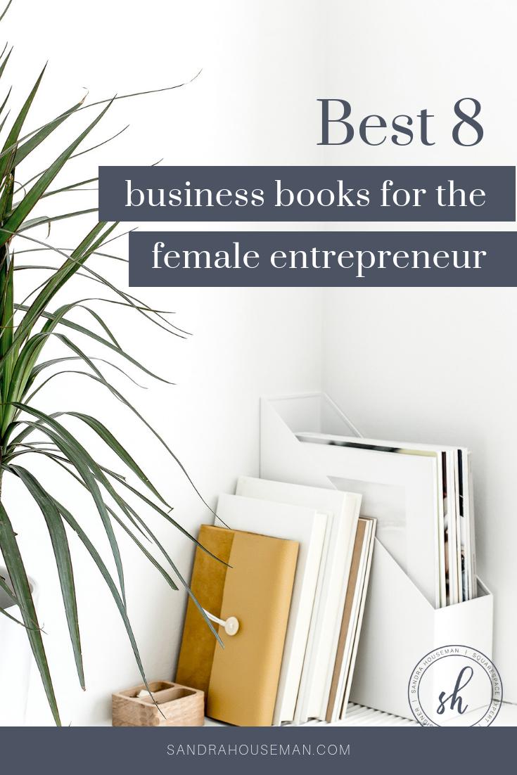Sandra Houseman - female entrepreneur business books