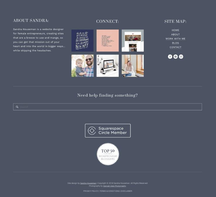 Sandra Houseman_content_website-footer