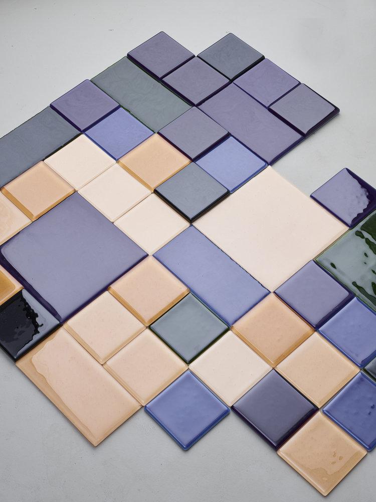 Tile Glass Tiles Edition Van Treeck
