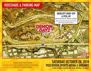 Pico Rivera Zip Code Map.Faq Demon Dayz Festival