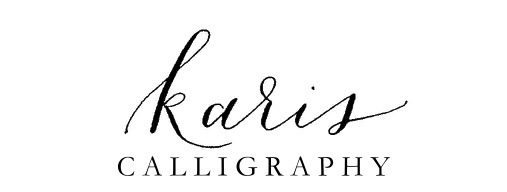 karis calligraphy