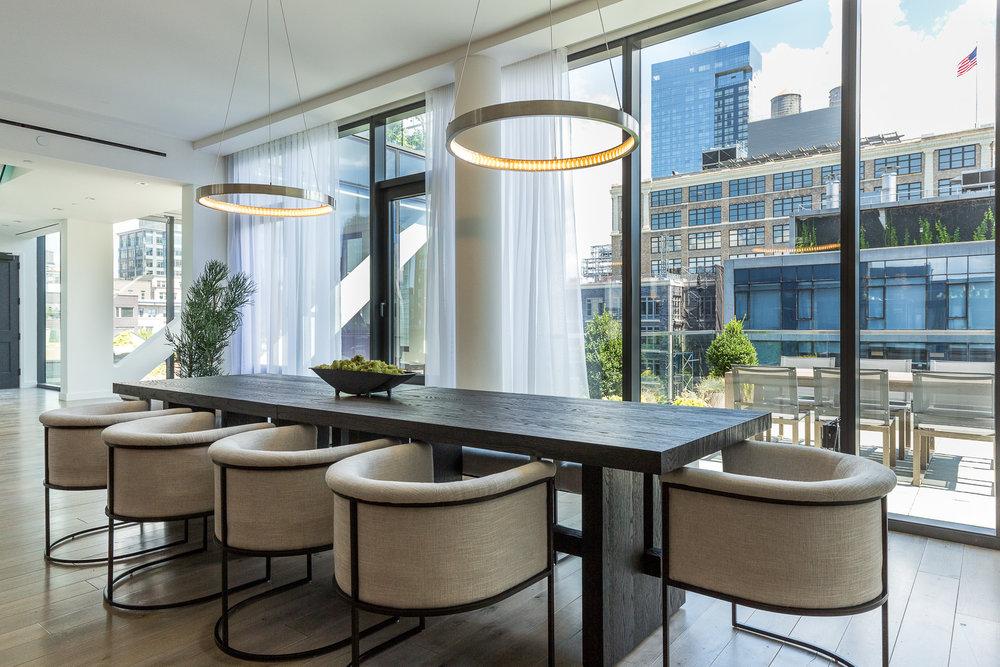 Hudson Square Penthouse