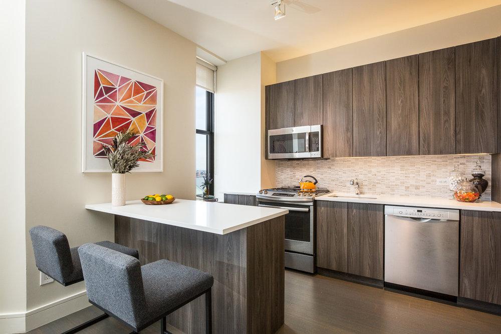 90 West Model Apartment