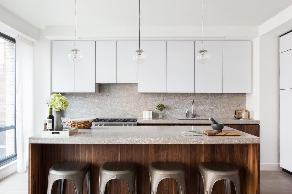 Kitchen designed  Stefano Pasqualetti