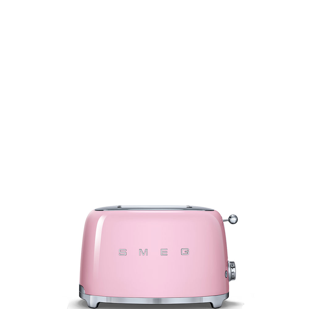 Smeg retro style toasters come in fun colors