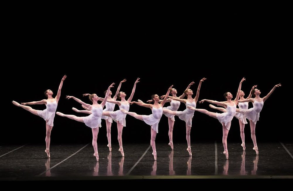 Boston Ballet School by Rosalie O'Connor