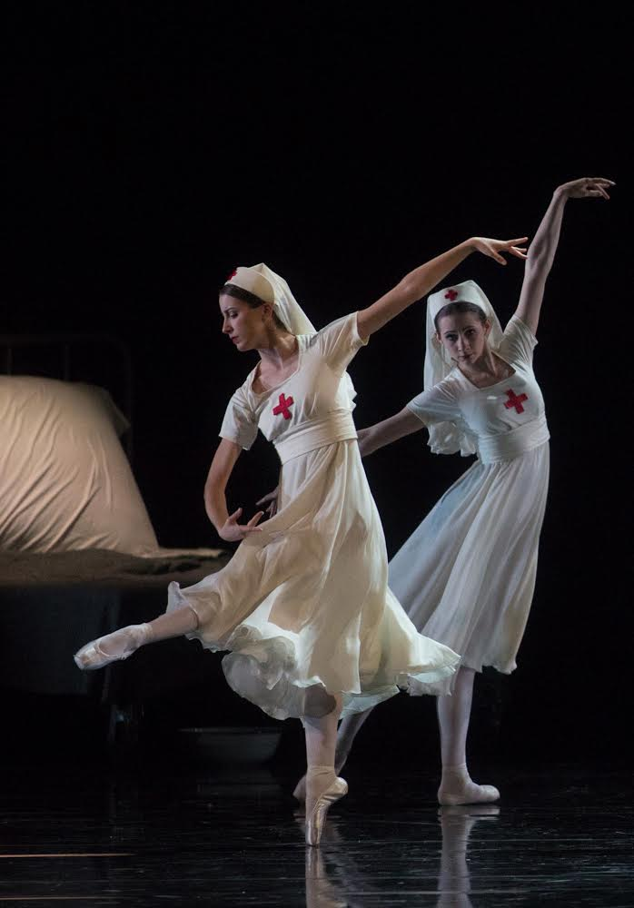 Carolyn Lippert in Whipped Cream. Photo: Rosalie O'Connor