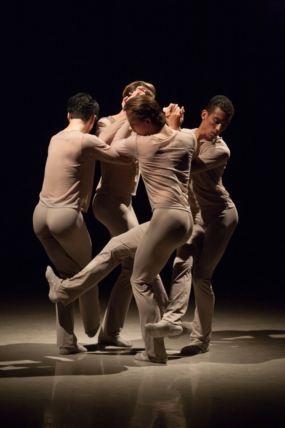 Boston Ballet in Paulo Arrais' Castle; photo by Sabi Varga; courtesy Boston Ballet