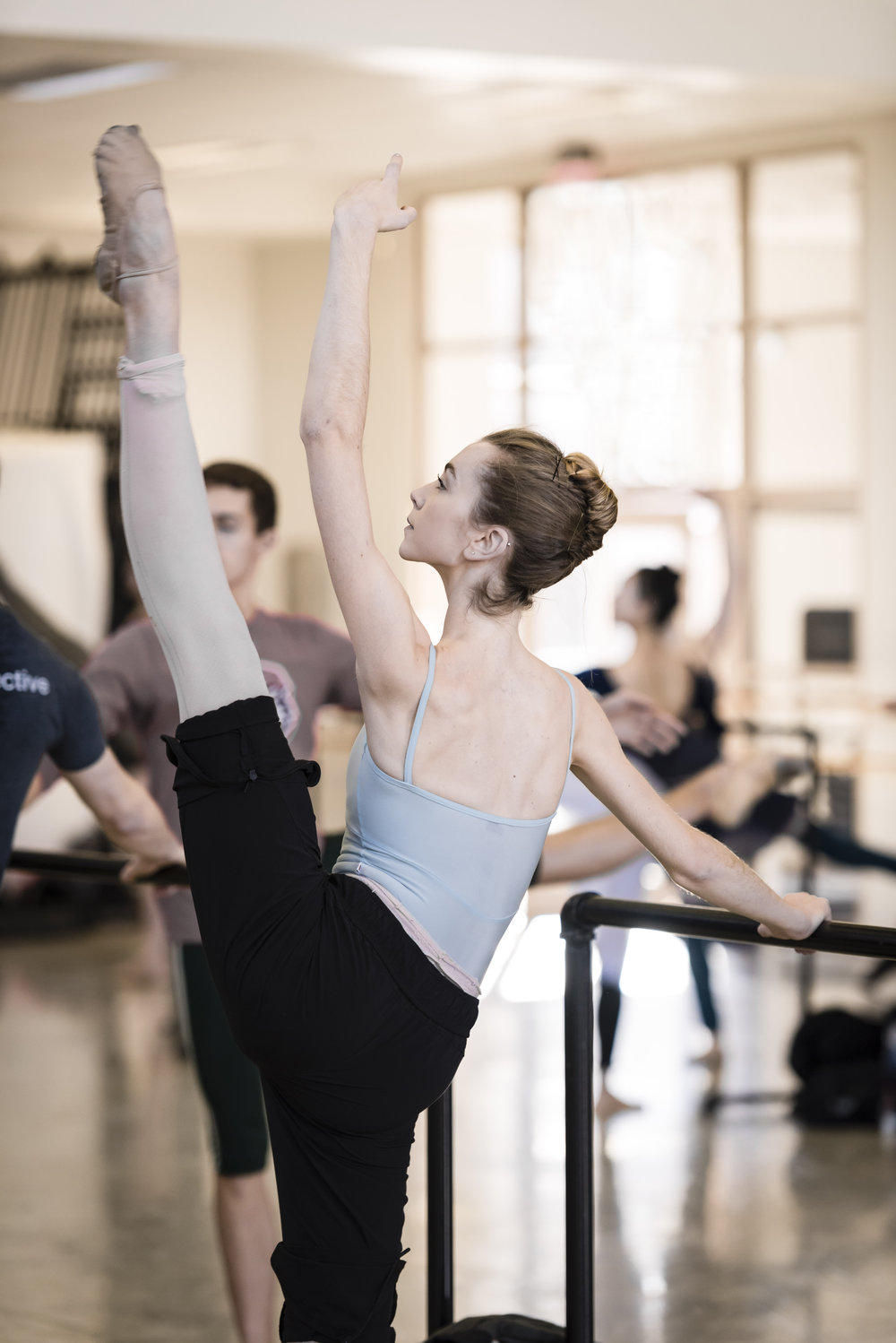 Addie Tapp by Liza Voll Photography, courtesy Boston Ballet