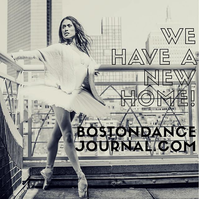 Excited to share our new and simplified url, bostondancejournal.com! All the stories are still there. Find the new link in our bio! . . . 📷: The exquisite Lia Cirio by Varga Images @msliac @sabivarga