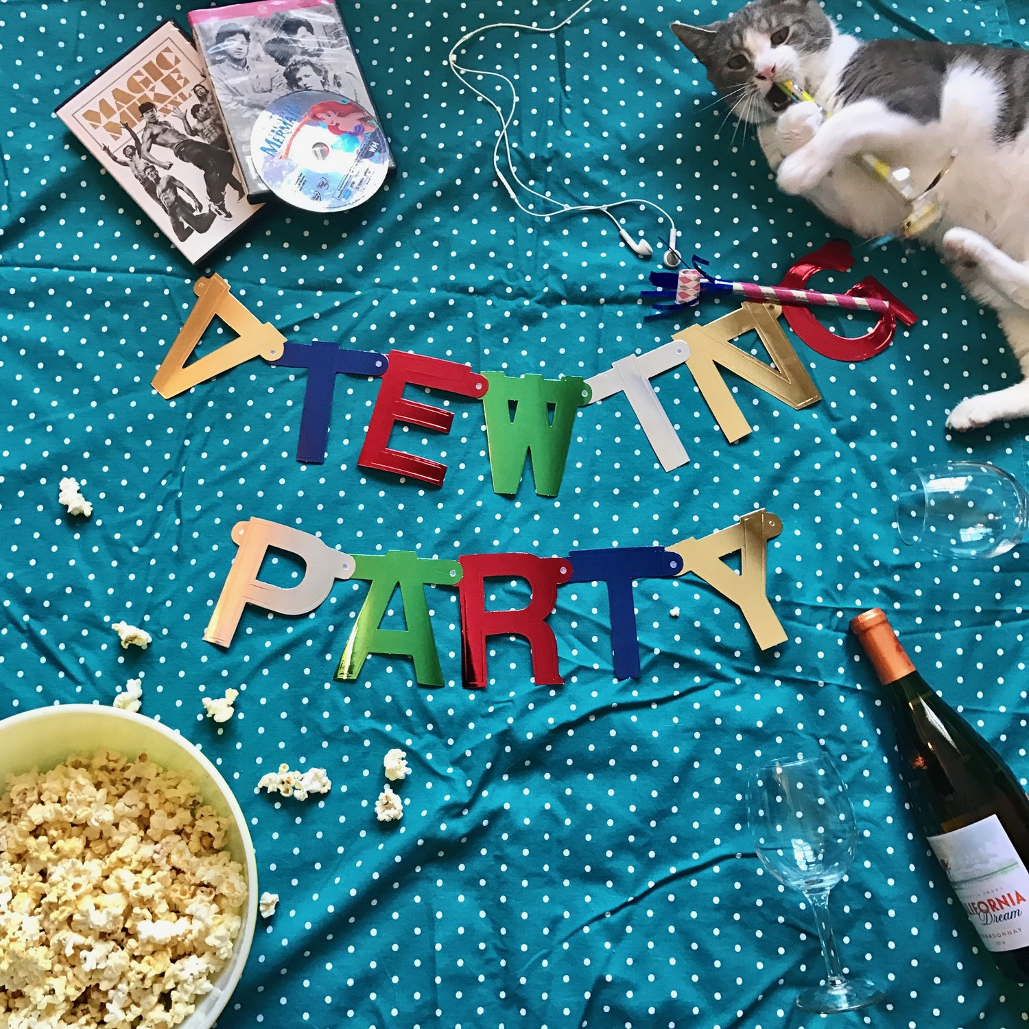 Viewing Party Podcast