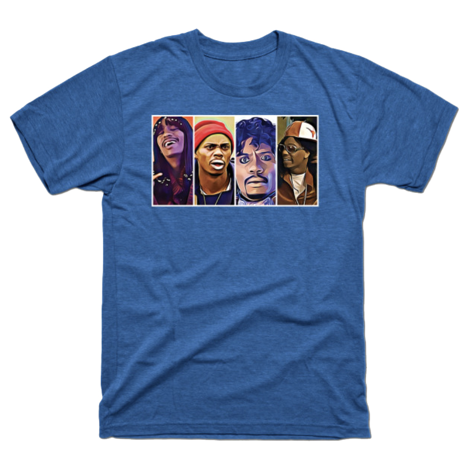 Dave-Chappelle-Hello-Mammoth-Prince-Rick-James-Lil-Jon-Shirt
