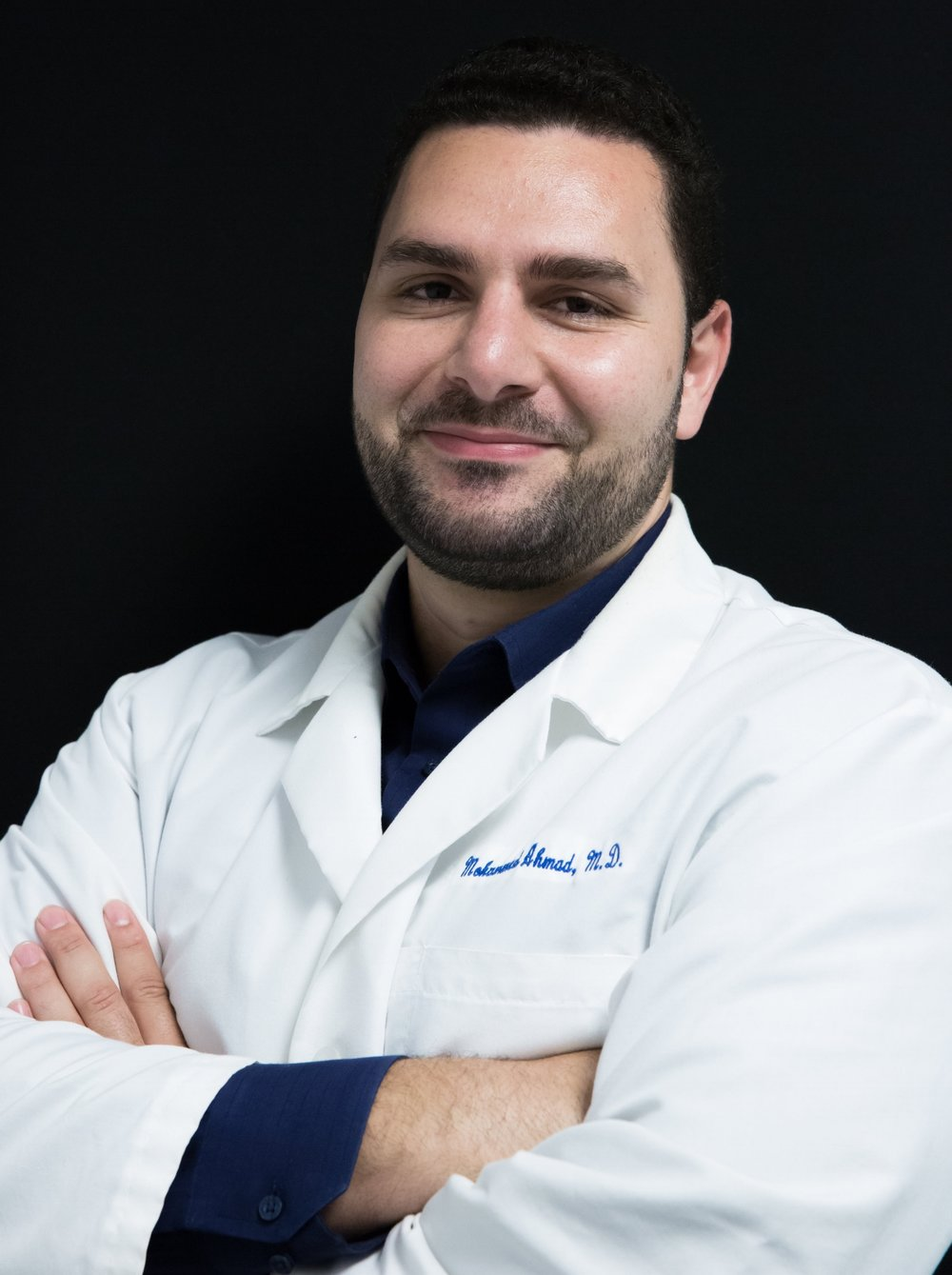 DR. MOHAMMED F. AHMAD MD:  MEDICAL DIRECTOR