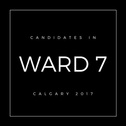 Calgary Council Candidates Ward 7