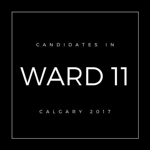 Calgary Council Candidates Ward 11
