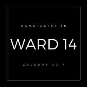 Calgary Council Candidates Ward 14