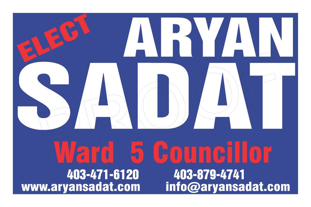Aryan Sadat