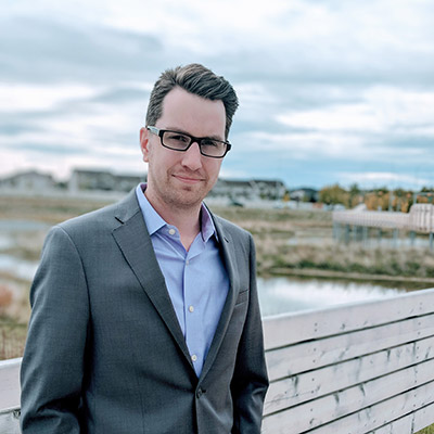 Andrew Bradley - Alberta Party - TwitterEmail