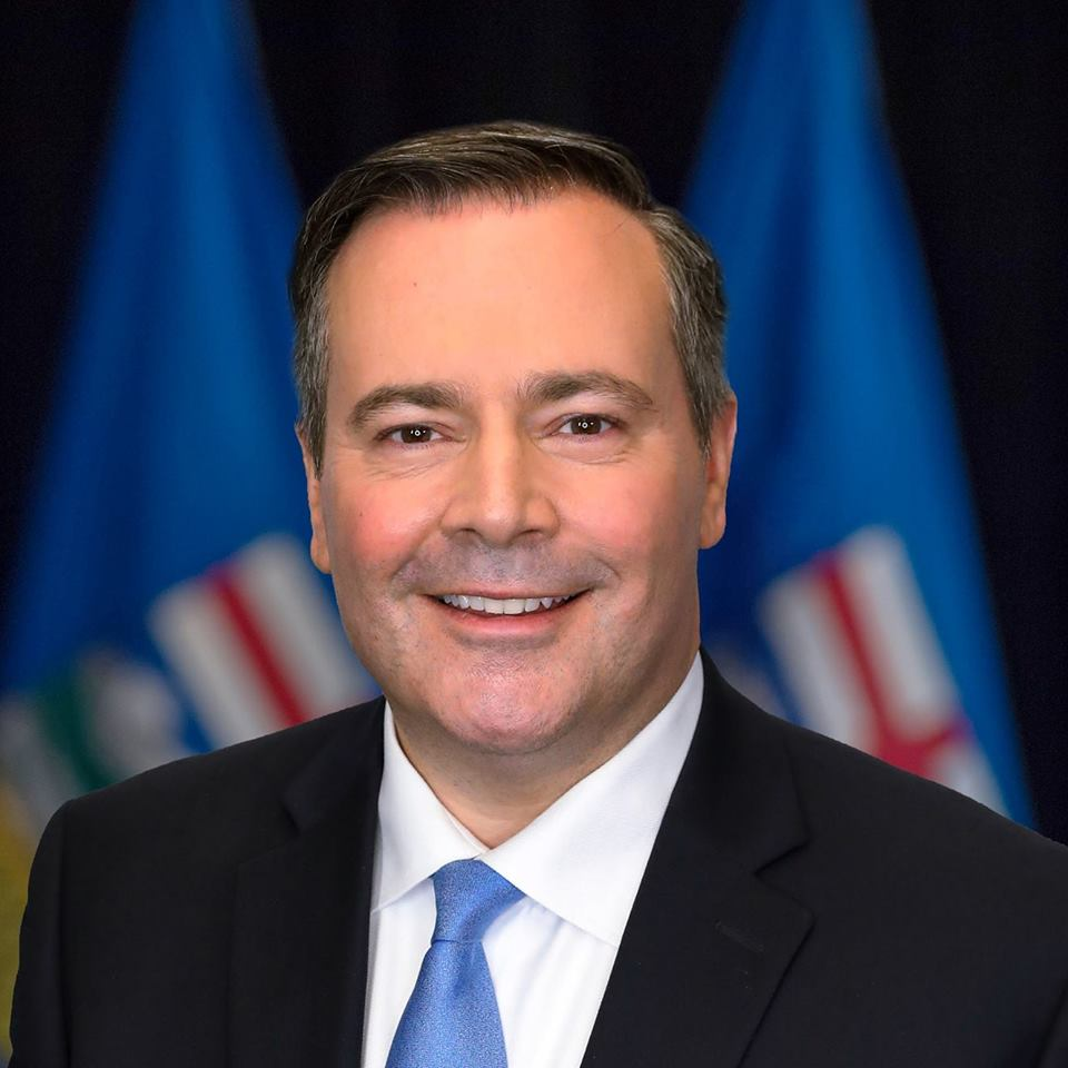 Jason Kenney - UCP - TwitterFacebookWebsite