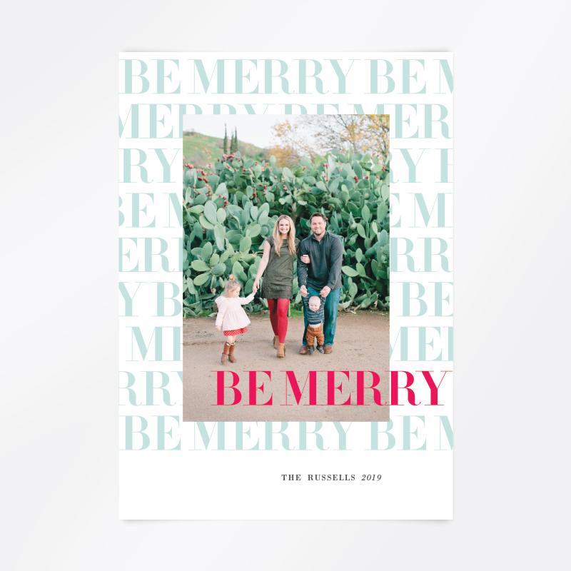 Be Merry, Merry