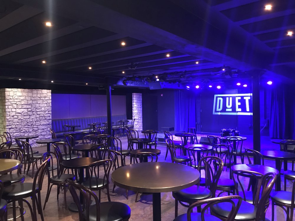 DUET Jazz Club - Archer Building Renovation Tulsa, Oklahoma