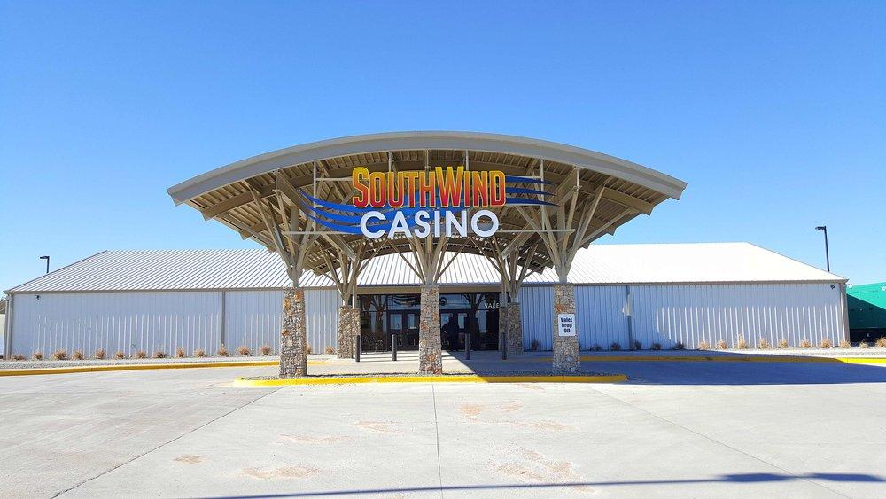 SouthWind Kaw Casino Braman, Oklahoma
