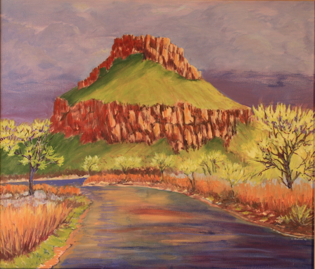 Chama River Butte
