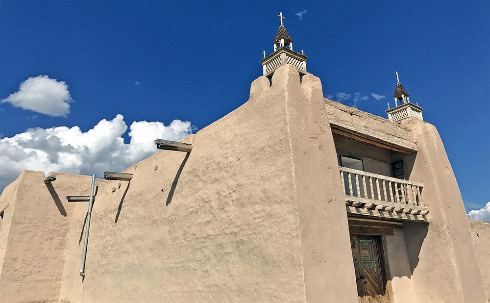 San José de la Gracía – Las Trampas, NM
