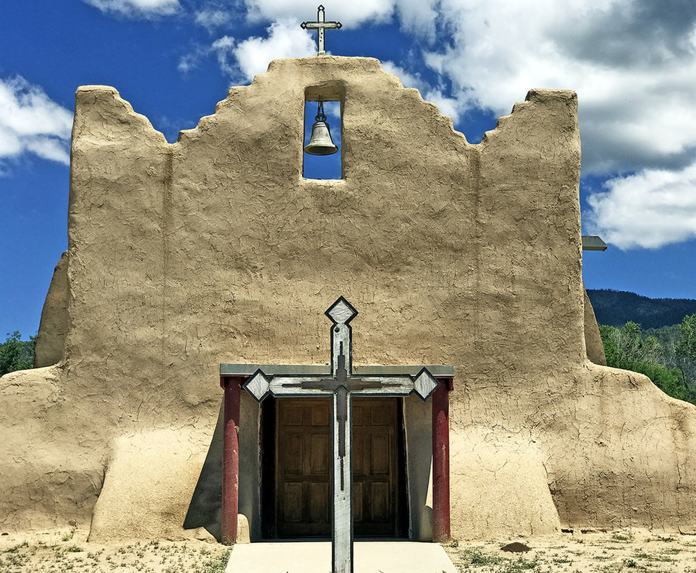 Church of San Lorenzo – Picuris, NM