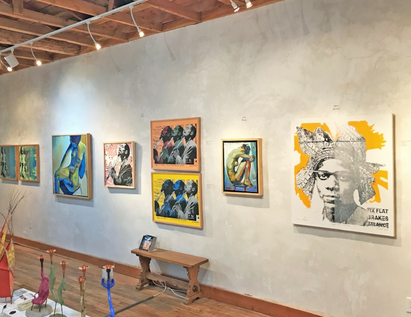 Gaucho Blue Gallery - Contemporary art & fine crafts by outstanding local artists.14148 State Rd 75, Peñasco | 575.587.1076info@gauchoblue.comwww.gauchoblue.com