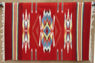 Centinela Traditional Arts - Southwest Tapestry in the Hispanic weaving tradition of northern New Mexico946 State Road 76, Chimayo | 505.351.2180www.chimayoweavers.com | centinela@newmexico.com