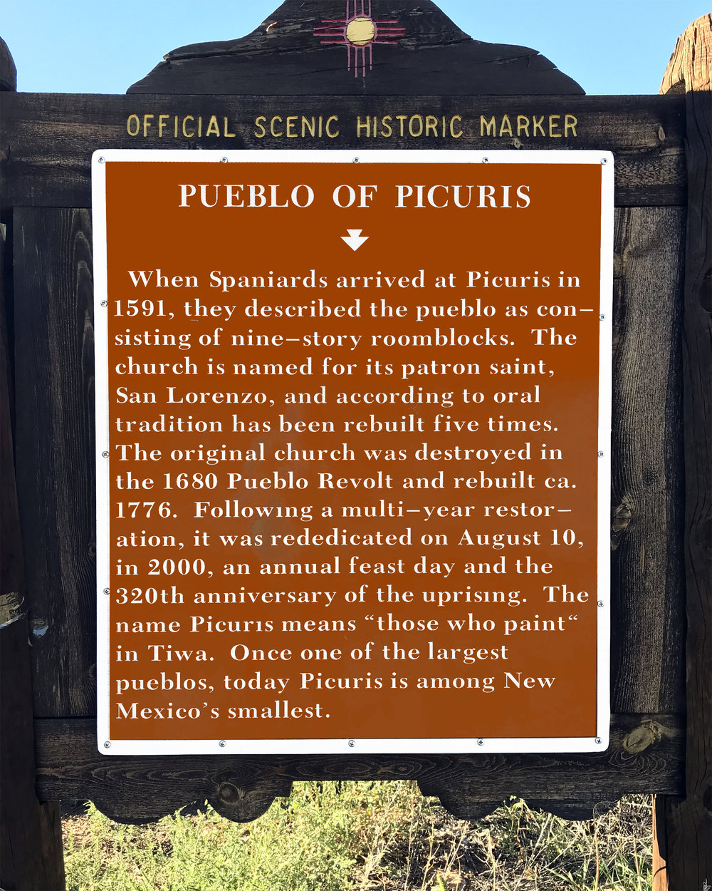 Picuris Pueblo - 201 Pueblo View Rd, Unit A, Picuris Pueblotribalsecretary@picurispueblo.org