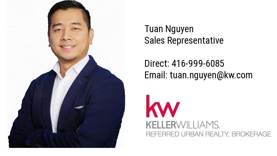 Tuan Nguyen - KellerWilliams Referred Urban Realty, Brokerage