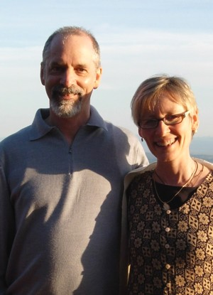 Jill Dunkley with Gary Kraftsow, American Viniyoga Institute (AVI)