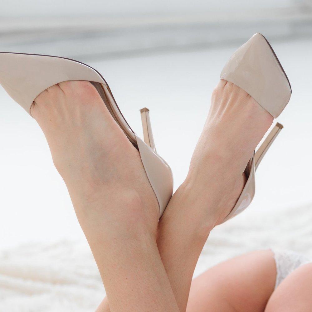 Les souliers -