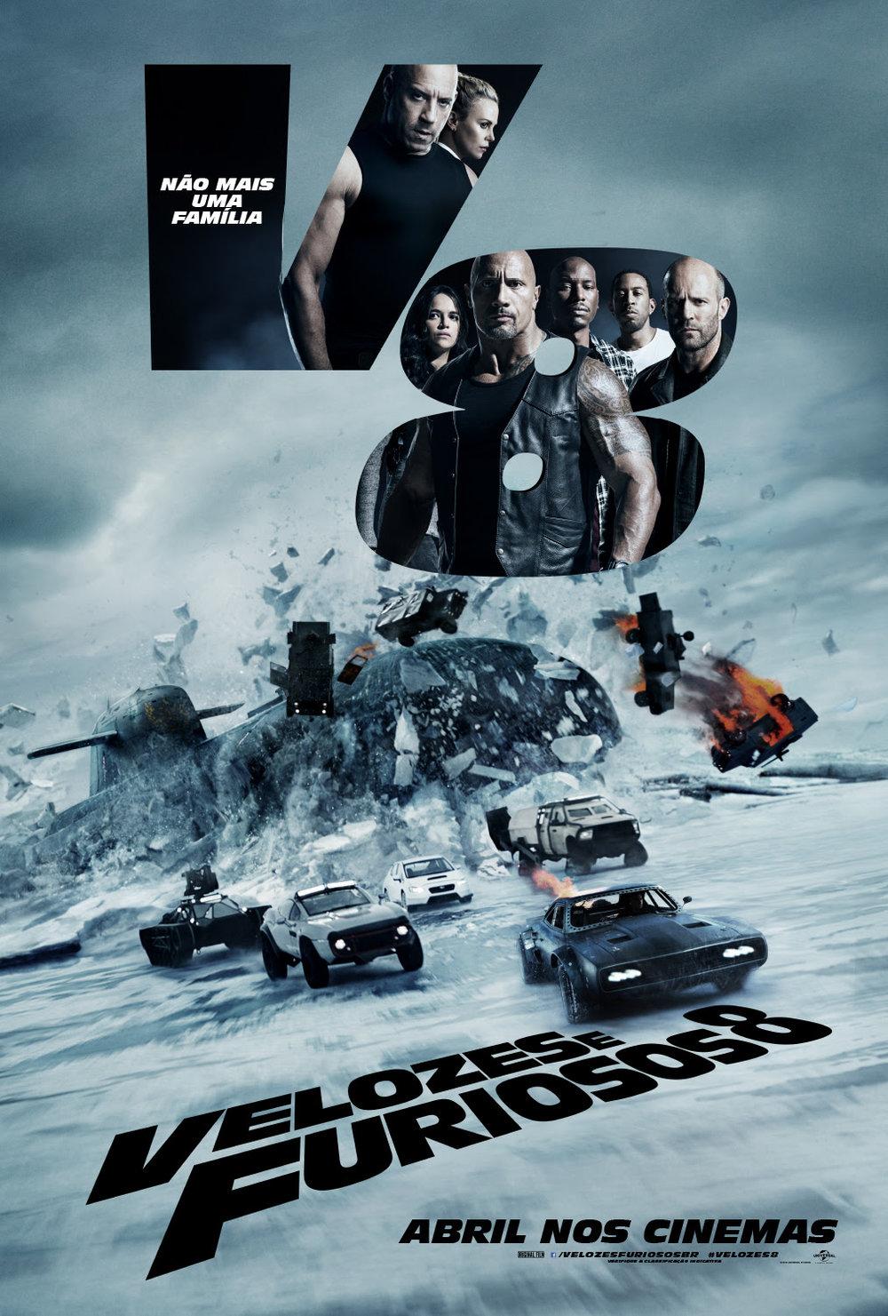Poster V8