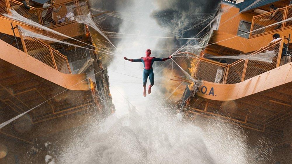 Homem-Aranha: De Volta ao Lar - 7