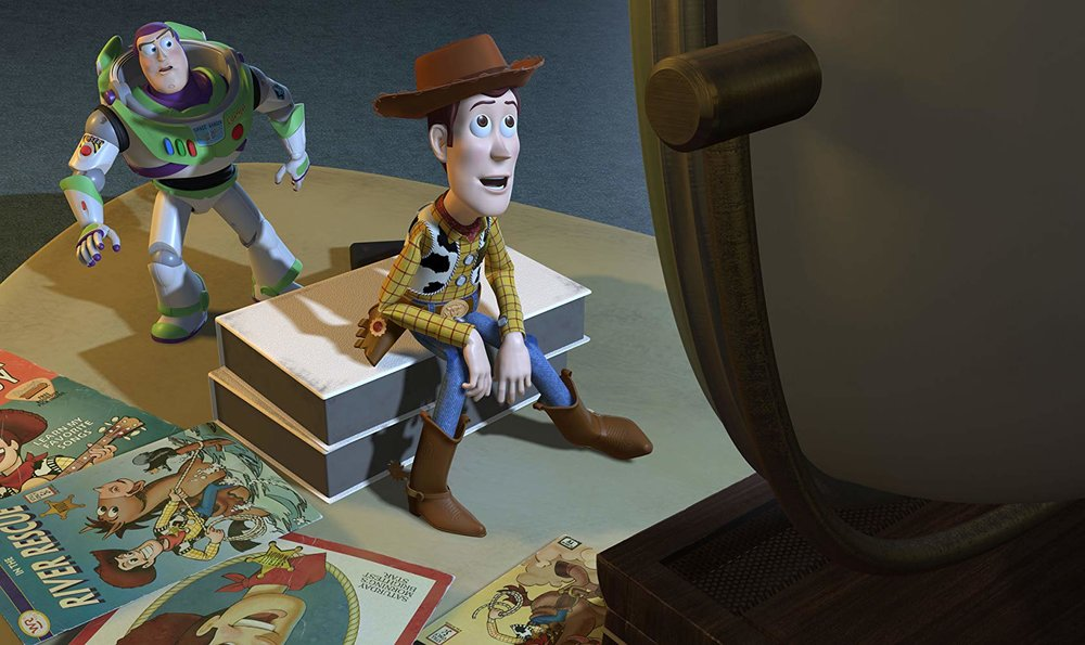 8 | Toy Story 2 (1999) -