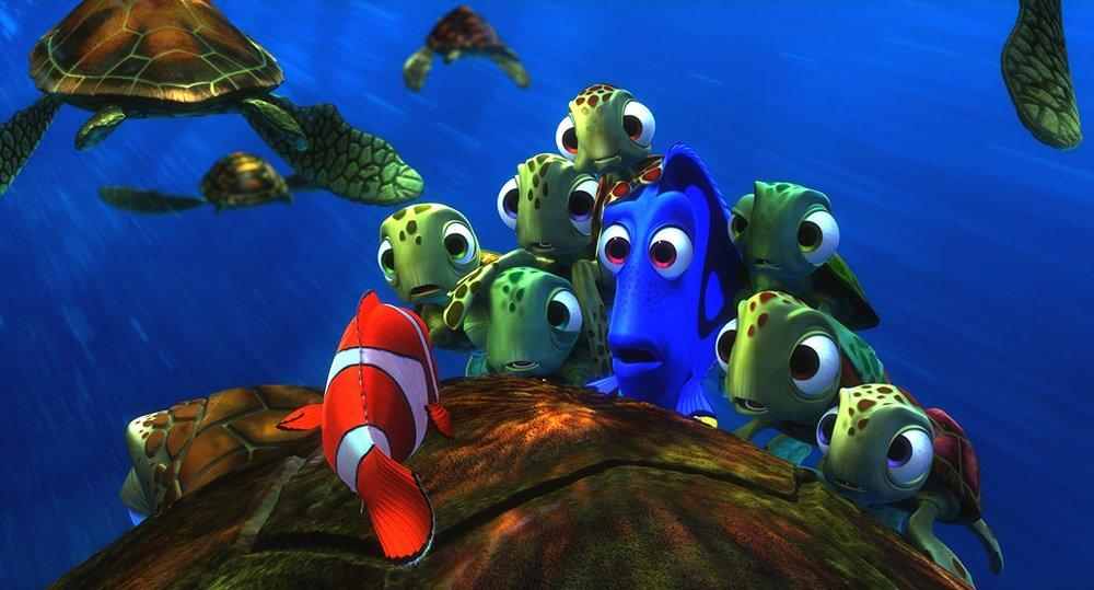 6 | Procurando Nemo (2003) -