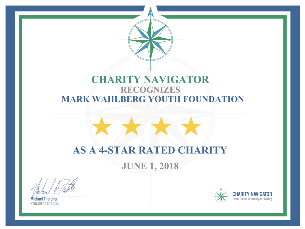 Four-star-charity