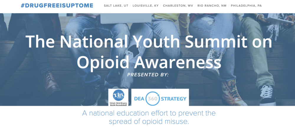 The National Youth Summit on Opioid Awareness