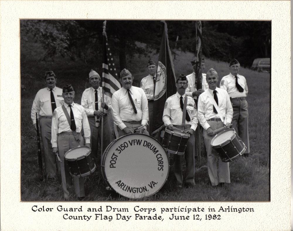 82ColorGuardDrumCorps.JPG