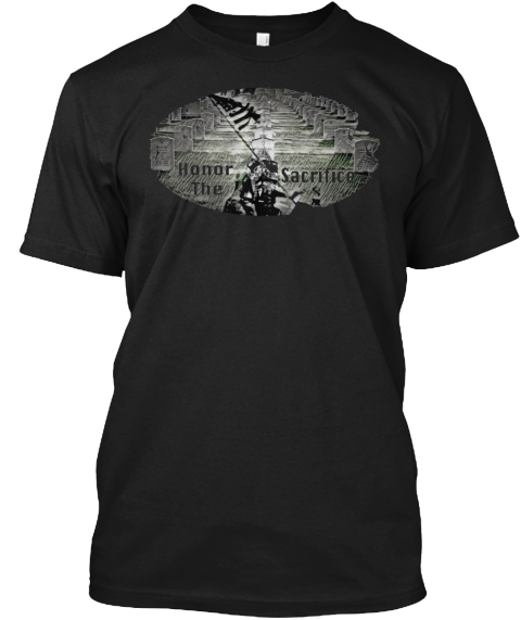 Honor the Sacrifice 2018 T-Shirt -
