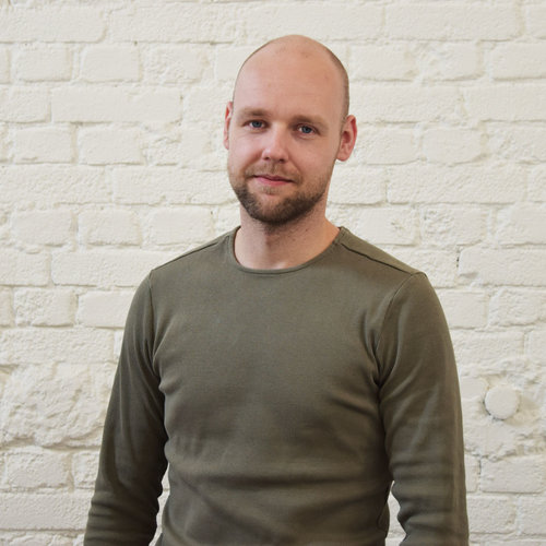 Richard van Dijk | Senior Online Marketing Specialist