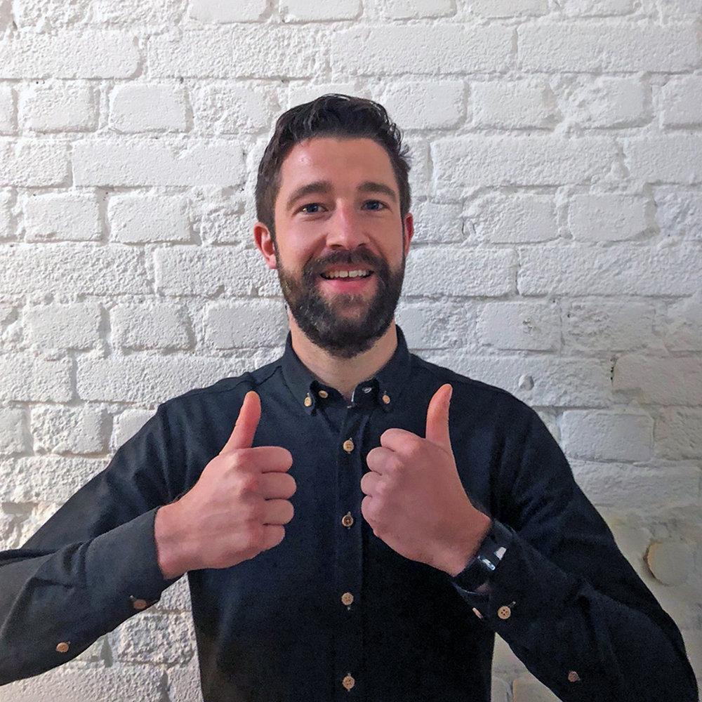 Jasper Bengevoord: <br>(all-round online marketing specialist, <br>Google certified)