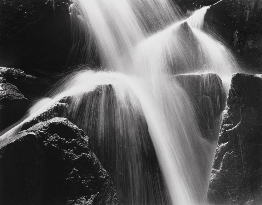 Cascade, Yosemite National Park, CA, 1974