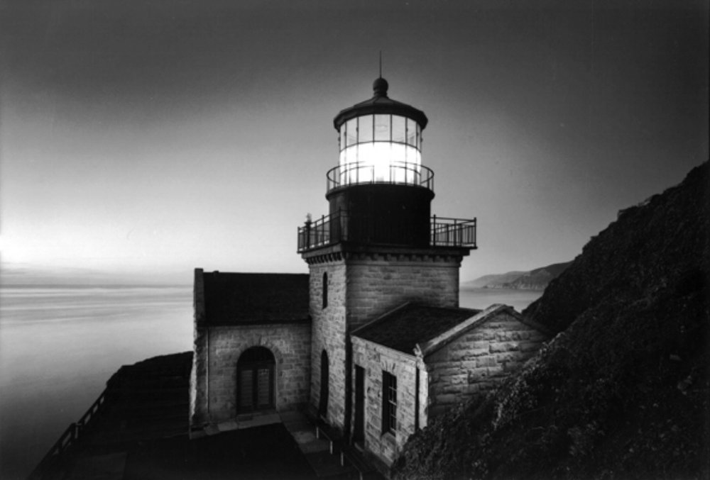 Point Sur Light Station, Big Sur, CA, 2016